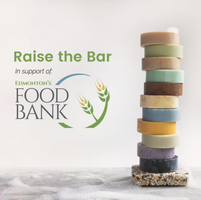 Wild Prairie Soap - Edmonton Food Bank Fundraiser