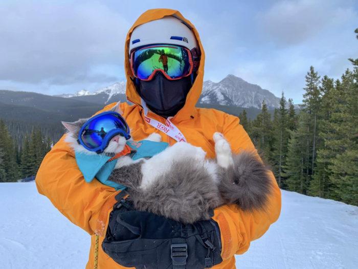 Alberta Adventure Cat Great Grams of Gary - Explore Alberta - 6