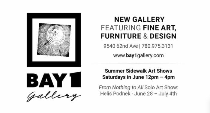 Bay 1 Gallery Edmonton