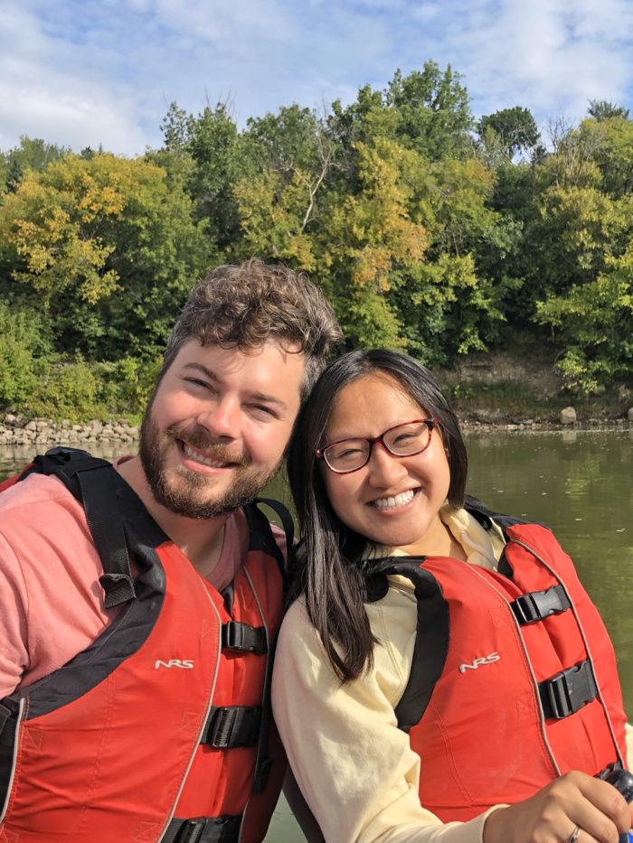 Floating Kayaking Water Activities on the North Saskatchewan River Edmonton - Explore Edmonton - Travel Alberta - Bask on the Sask 15