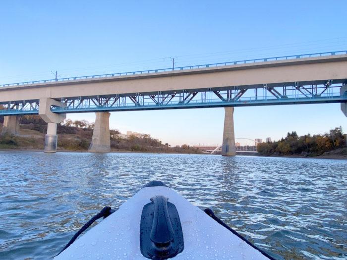 Floating Kayaking Water Activities on the North Saskatchewan River Edmonton - Explore Edmonton - Travel Alberta - Bask on the Sask 8