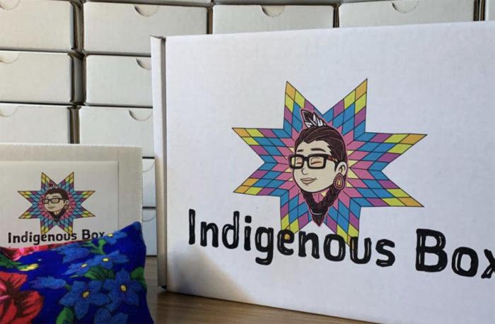 Indigenous Box Edmonton