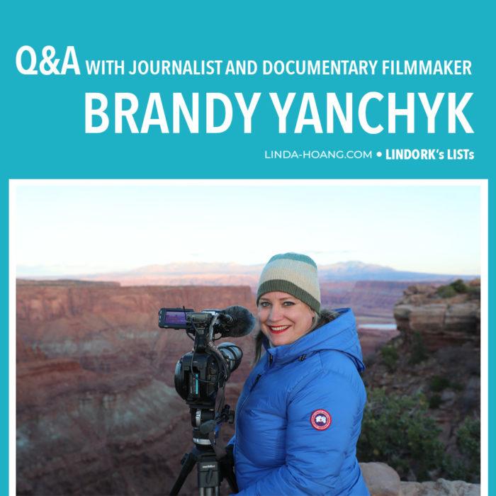Q&A WITH BRANDY YANCHYK