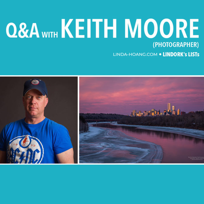 Q&A with Keith Moore