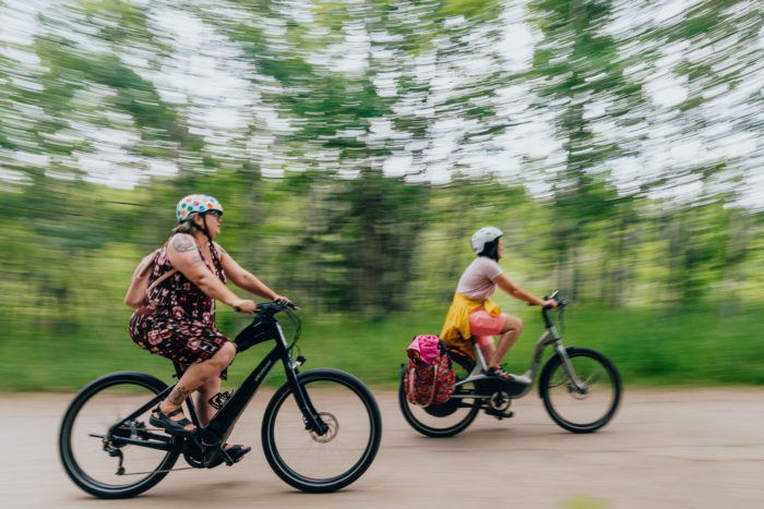 Biking Edmonton - Bike Alberta - Explore Canada - Explore Edmonton - ZenSeekers - Cycling in the City - Edmonton Food Landmarks Neighbourhoods - River Valley