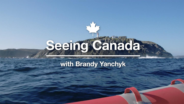 Brandy Yanchyk Seeing Canada