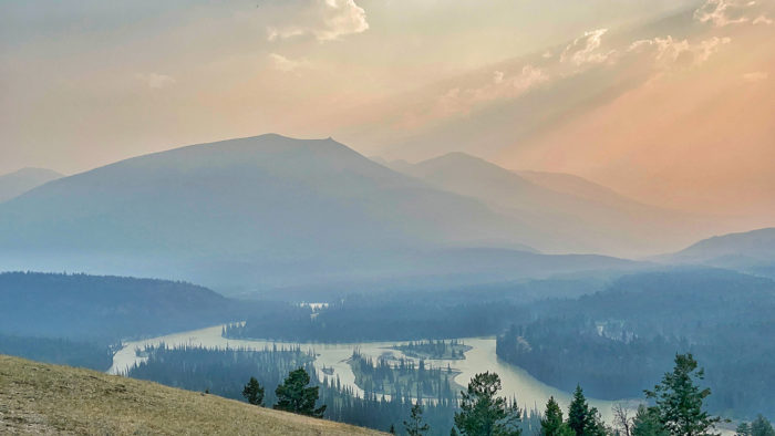 Explore Alberta - Tourism Jasper - Jasper National Park - Explore Canada - Jasper Food Tours - Peak-Nic - Hiking - Old Fort Point Trail 10