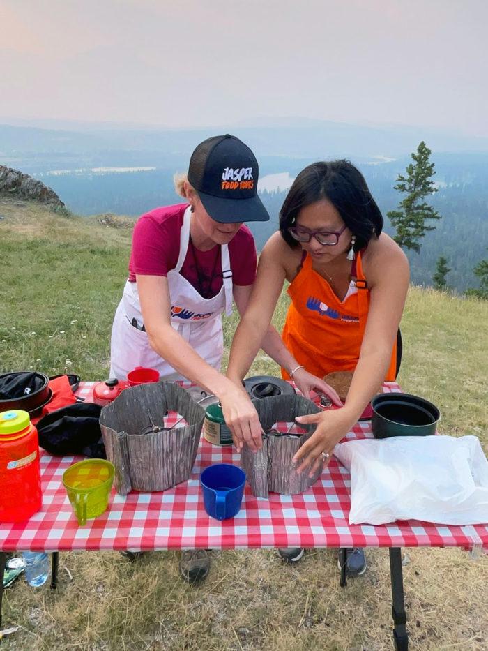 Explore Alberta - Tourism Jasper - Jasper National Park - Explore Canada - Jasper Food Tours - Peak-Nic - Hiking - Old Fort Point Trail 12