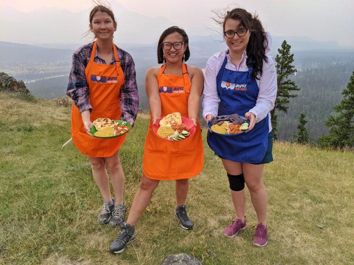 Explore Alberta - Tourism Jasper - Jasper National Park - Explore Canada - Jasper Food Tours - Peak-Nic - Hiking - Old Fort Point Trail 8