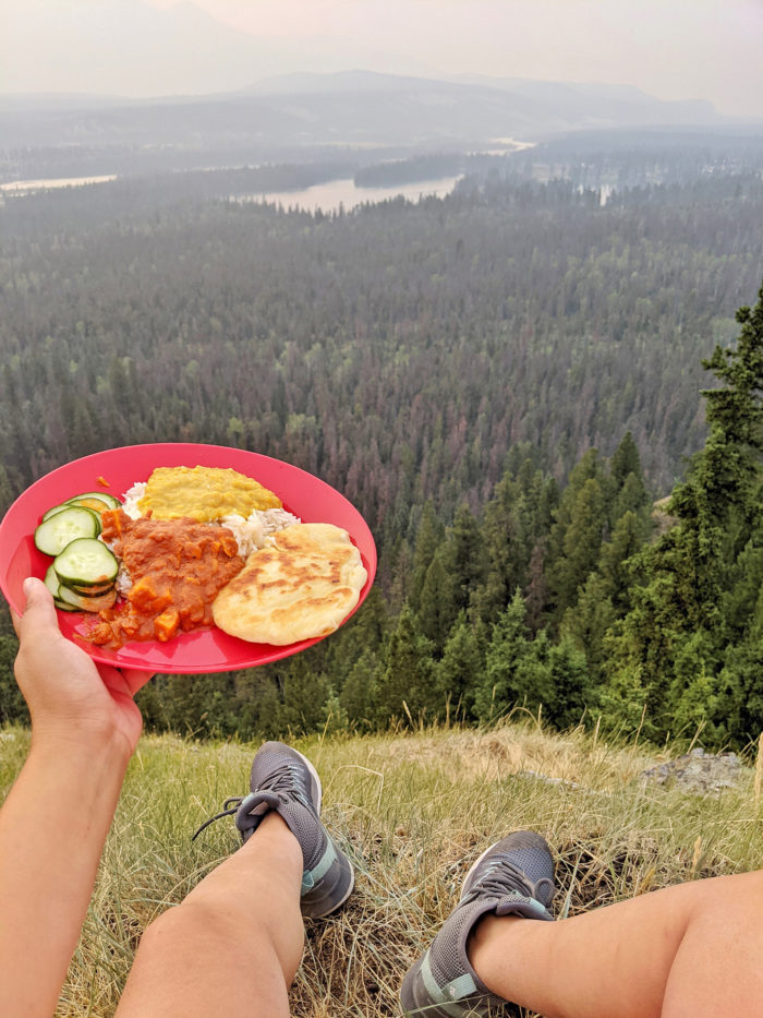 Explore Alberta - Tourism Jasper - Jasper National Park - Explore Canada - Jasper Food Tours - Peak-Nic - Hiking - Old Fort Point Trail 9