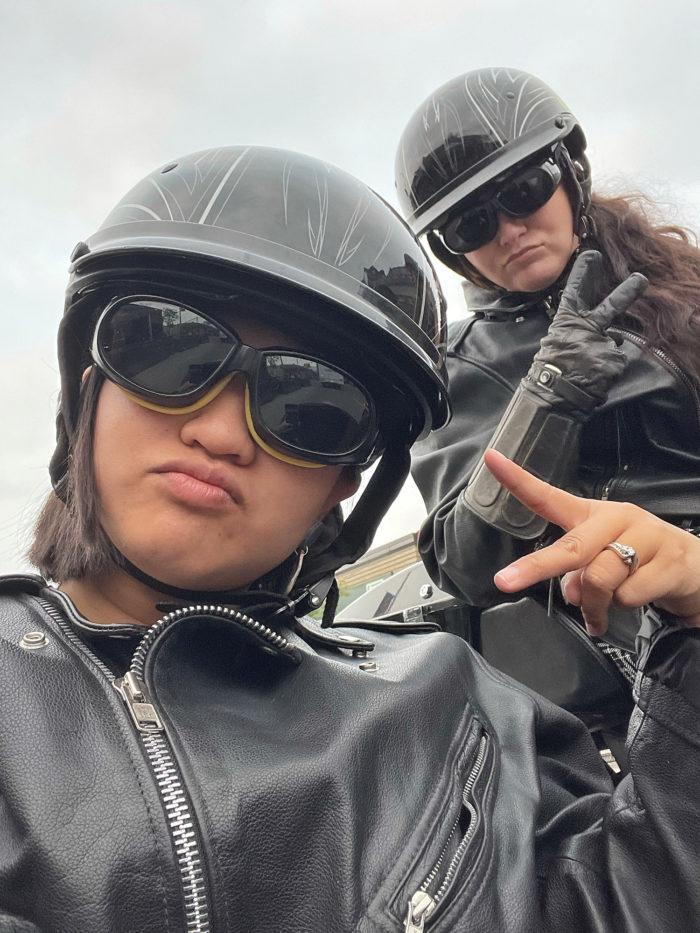 Explore Alberta - Tourism Jasper - Jasper National Park - Explore Canada - Jasper Motorcycle Tours - Sidecar Ride - Harley Davidson 3