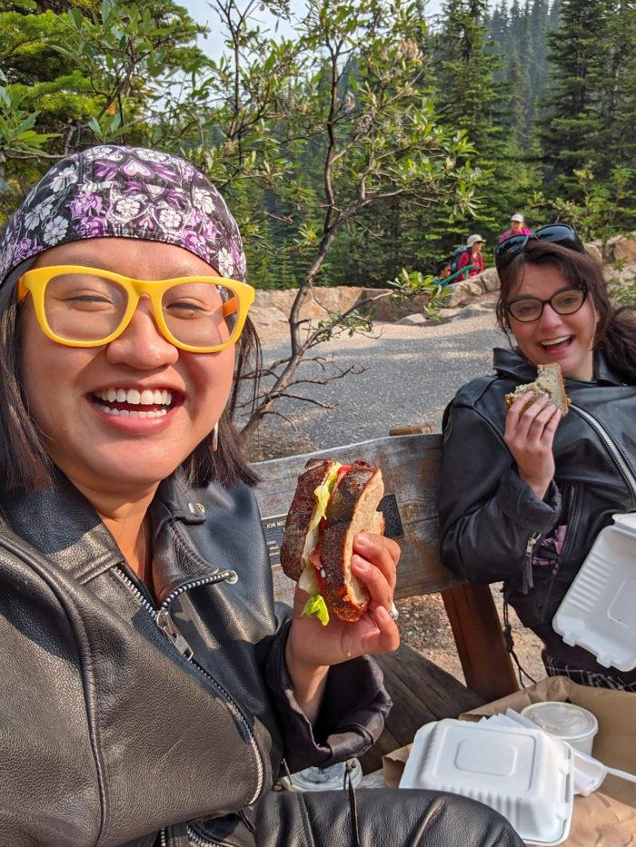 Explore Alberta - Tourism Jasper - Jasper National Park - Explore Canada - Jasper Motorcycle Tours - Sidecar Ride - Harley Davidson 8