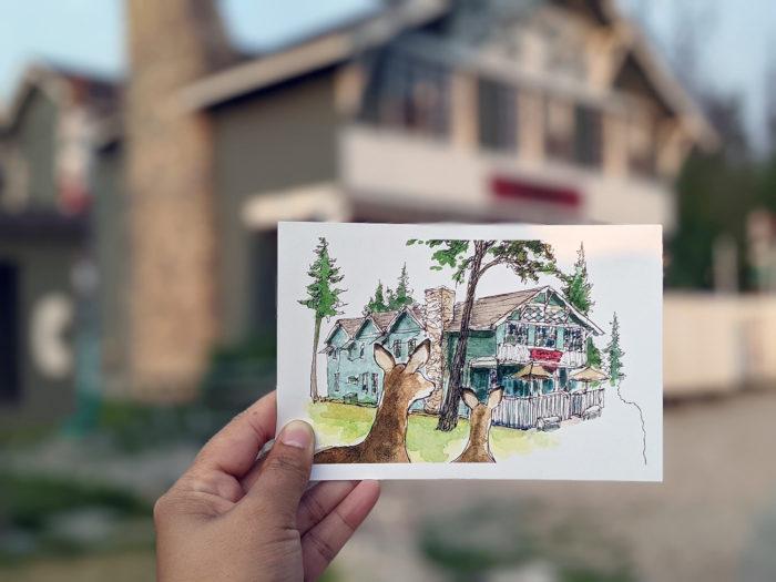 Explore Alberta - Tourism Jasper - Jasper National Park - Explore Canada - Town of Jasper - Tekarra Restaurant 2