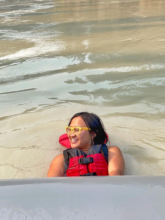 Explore Alberta - Tourism Jasper - Jasper National Park - Explore Canada - White Water Rafting Jasper Rafting Adventures 3