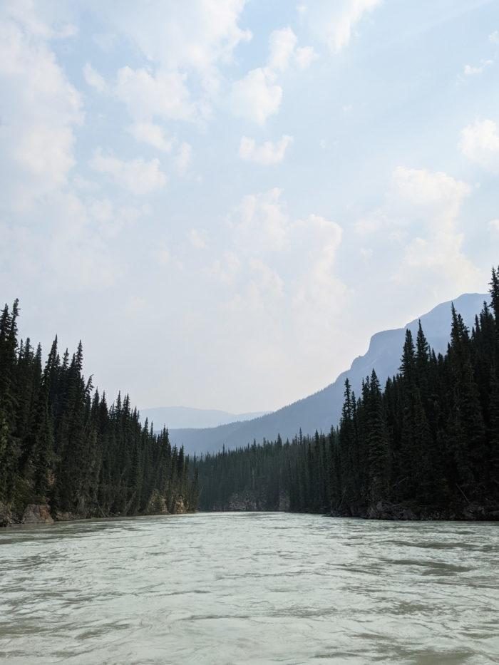 Explore Alberta - Tourism Jasper - Jasper National Park - Explore Canada - White Water Rafting Jasper Rafting Adventures 4