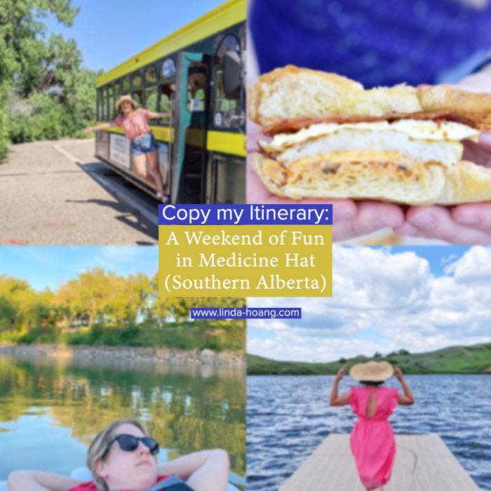 Explore Alberta - Travel - Medicine Hat - Southern Alberta - Downtown - Esplanade - Downtown - Cypress Hills - Elkwater Lake - Travel Alberta