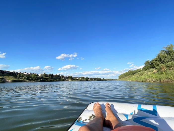 Explore Alberta - Travel - Medicine Hat - Southern Alberta - South Saskatchewan River Float 12
