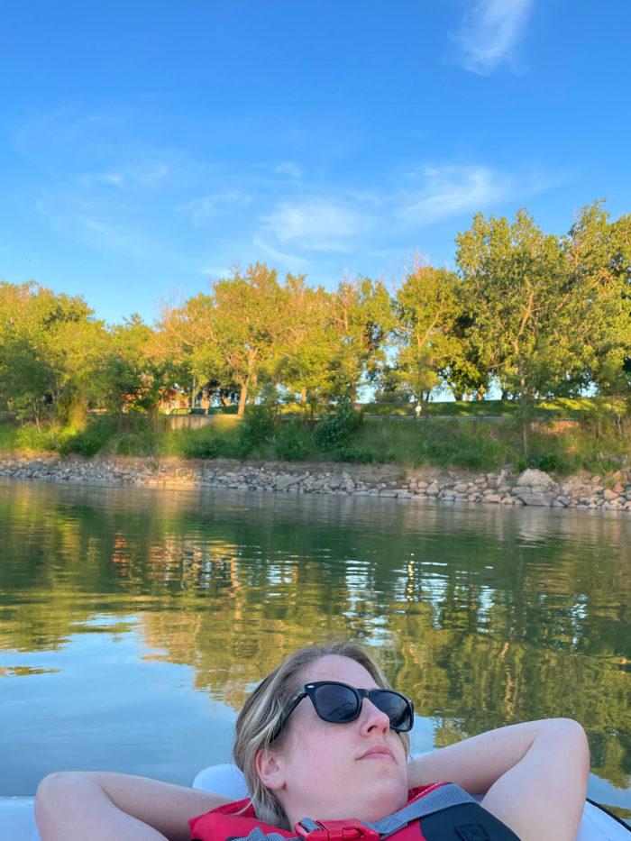 Explore Alberta - Travel - Medicine Hat - Southern Alberta - South Saskatchewan River Float 7