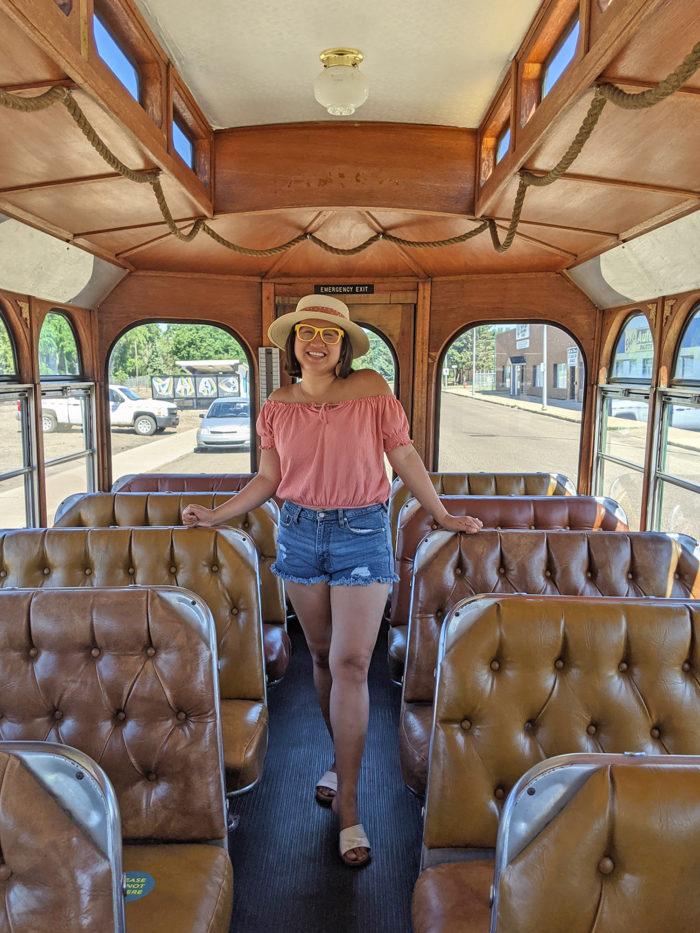 Explore Alberta - Travel - Medicine Hat - Southern Alberta - Sunshine Trolley