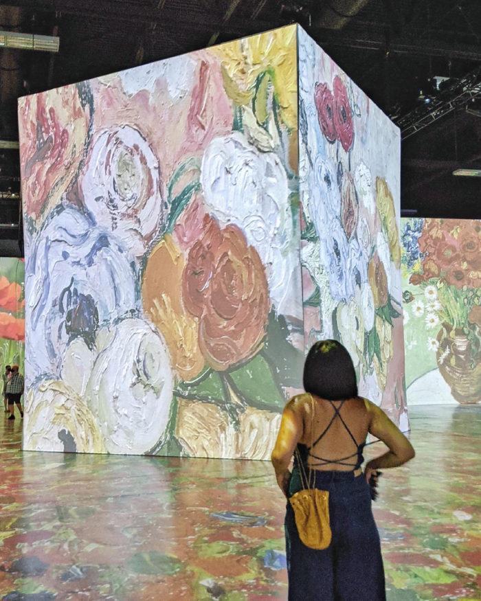 Explore Edmonton - Imagine Van Gogh EXPO Centre - Arts - Explore Alberta 11