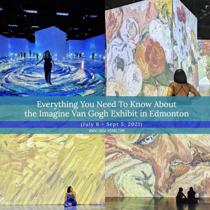 Explore Edmonton - Imagine Van Gogh EXPO Centre - Arts - Explore Alberta 13