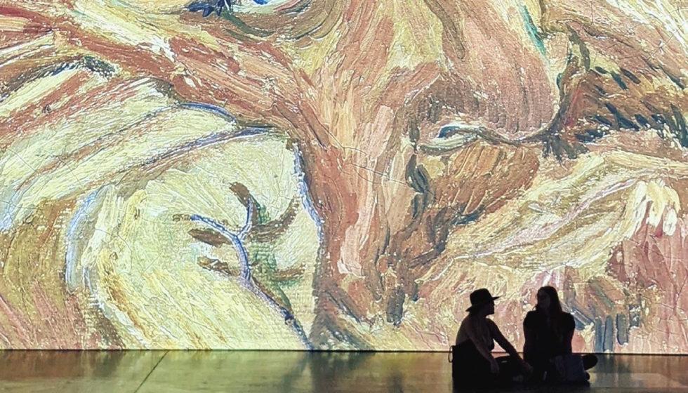 Explore Edmonton - Imagine Van Gogh EXPO Centre - Arts - Explore Alberta 3