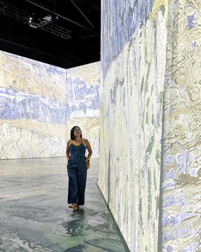 Explore Edmonton - Imagine Van Gogh EXPO Centre - Arts - Explore Alberta 5