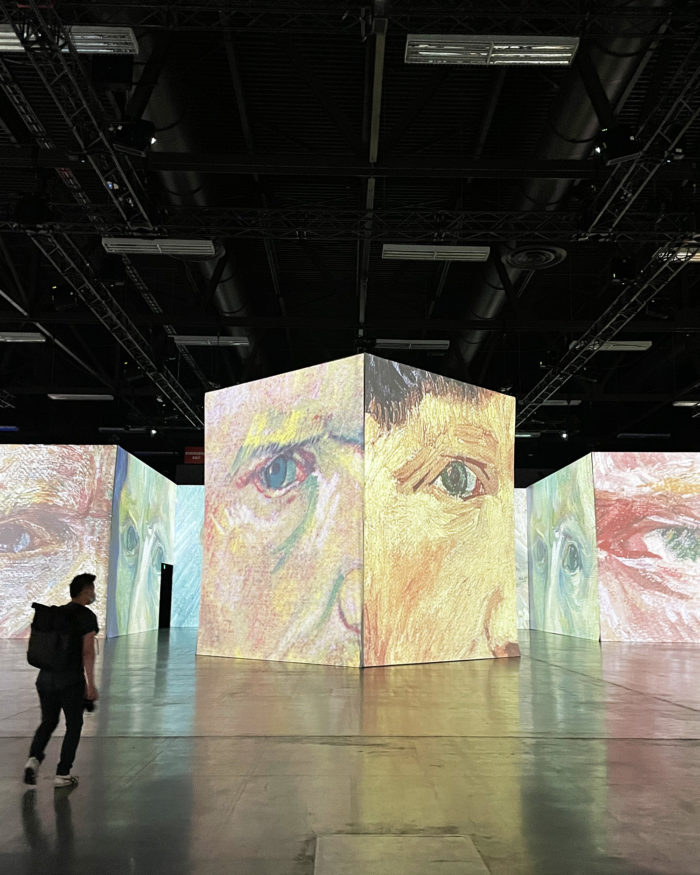 Explore Edmonton - Imagine Van Gogh EXPO Centre - Arts - Explore Alberta 8