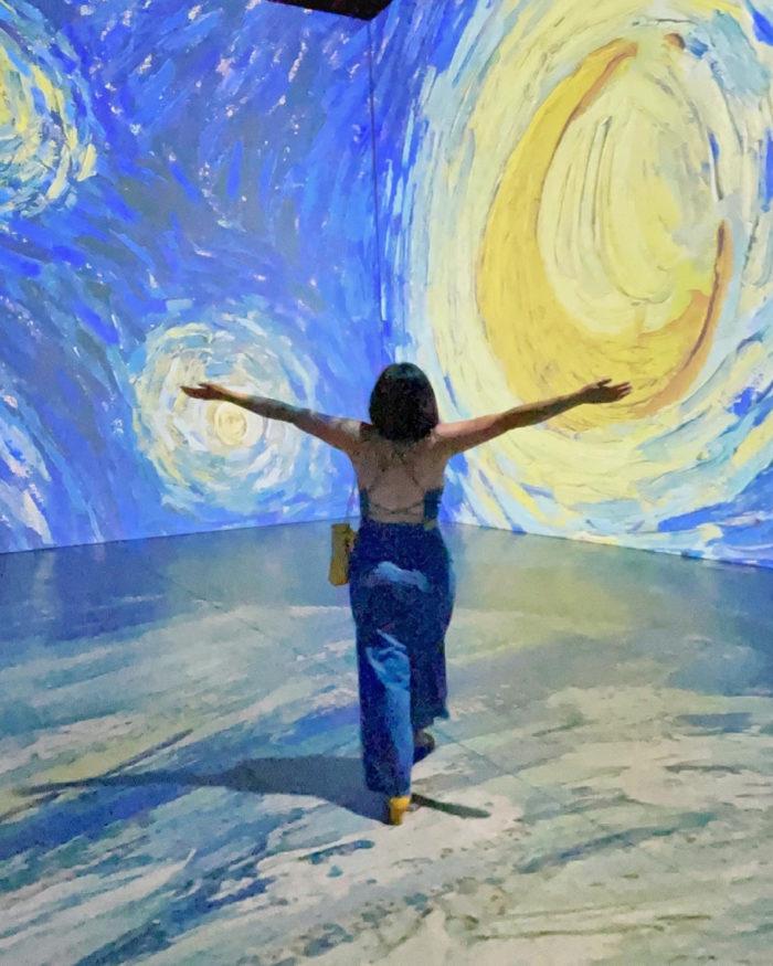 Explore Edmonton - Imagine Van Gogh EXPO Centre - Arts - Explore Alberta 9