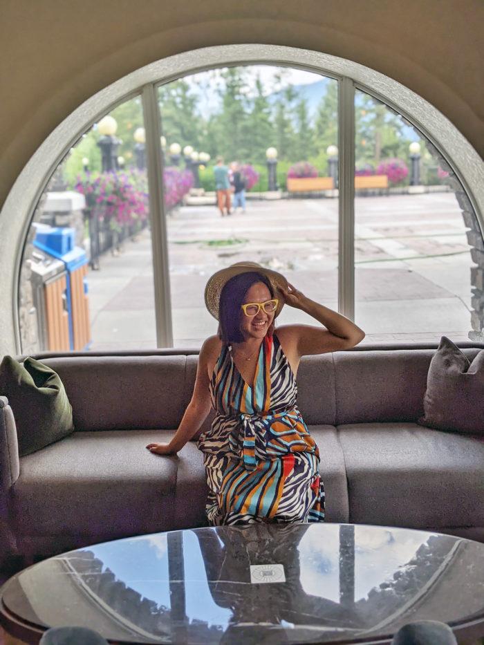Instagrammable Fairmont Banff Springs Resort Hotel - Photo Spots - Explore Alberta - 14