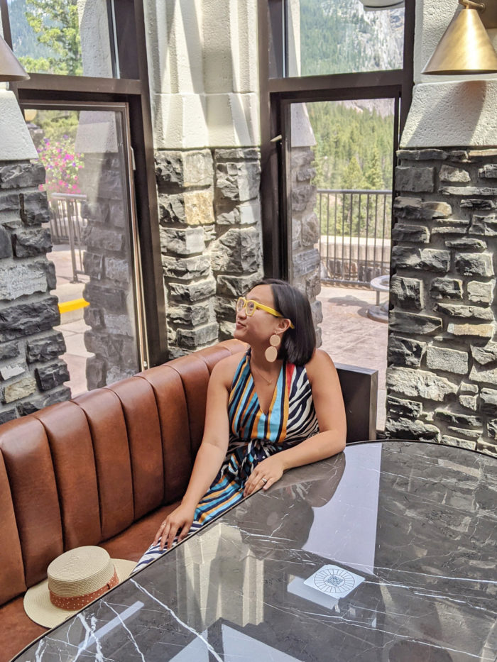 Instagrammable Fairmont Banff Springs Resort Hotel - Photo Spots - Explore Alberta - 13