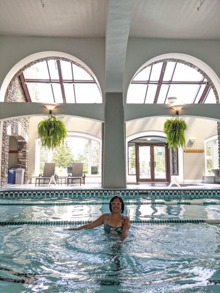 Instagrammable Fairmont Banff Springs Resort Hotel Photo Spots - Explore Alberta