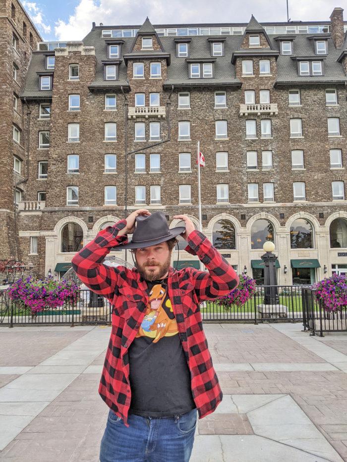 Instagrammable Fairmont Banff Springs Resort Hotel - Photo Spots - Explore Alberta - 7