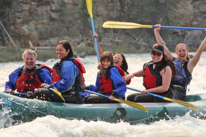 Jasper Rafting Adventure - White Water Rafting - Jasper Alberta - Explore Alberta - Travel - Jasper National Park - Experiences - Guided TOURS