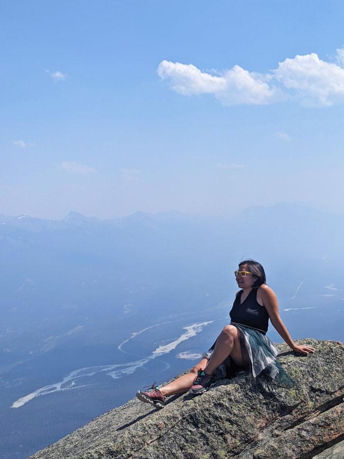 Jasper Skytram - Explore Alberta - Tourism Jasper - Jasper National Park - Explore Canada Whistlers Mountain