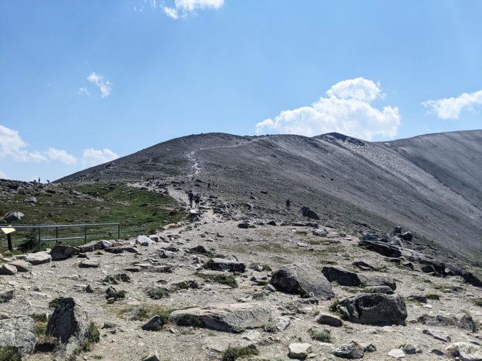 Jasper Skytram - Explore Alberta - Tourism Jasper - Jasper National Park - Explore Canada Whistlers Mountain 4