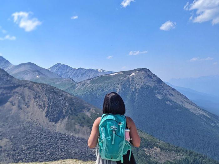 Jasper Skytram - Explore Alberta - Tourism Jasper - Jasper National Park - Explore Canada Whistlers Mountain 6