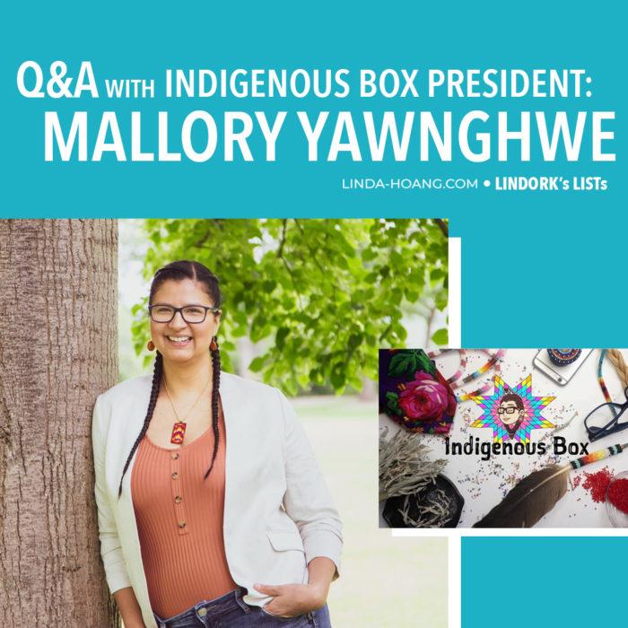 Q&A with Mallory Yawnghwe Indigenous Box Edmonton