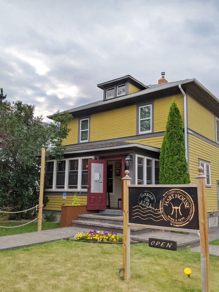 Alberta on the Plate - Explore Alberta - Local Food - Taste Alberta Local Ingredients - Camrose - Hart House
