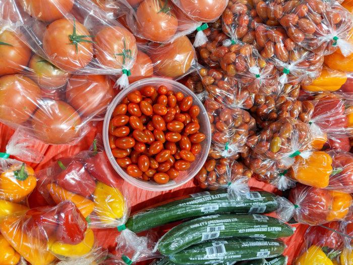 Alberta on the Plate - Explore Alberta - Local Food - Taste Alberta Local Ingredients - Red Deer - Gasoline Alley Farmers Market