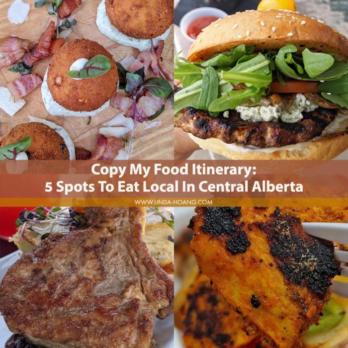 Alberta on the Plate - Explore Alberta - Local Food - Taste Alberta Local Ingredients - Red Deer - Wetaskiwin - Camrose