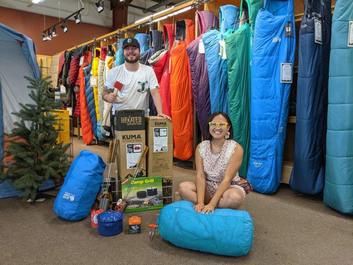 Beginner Camping in Alberta - Explore Edmonton - Campers Village - How to Camp - Camping Essentials
