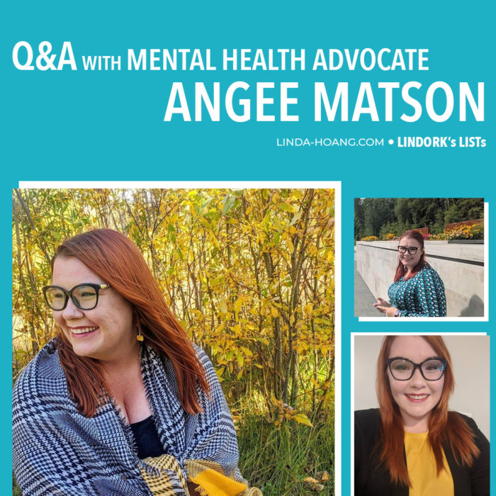Q&A with Angee Matson