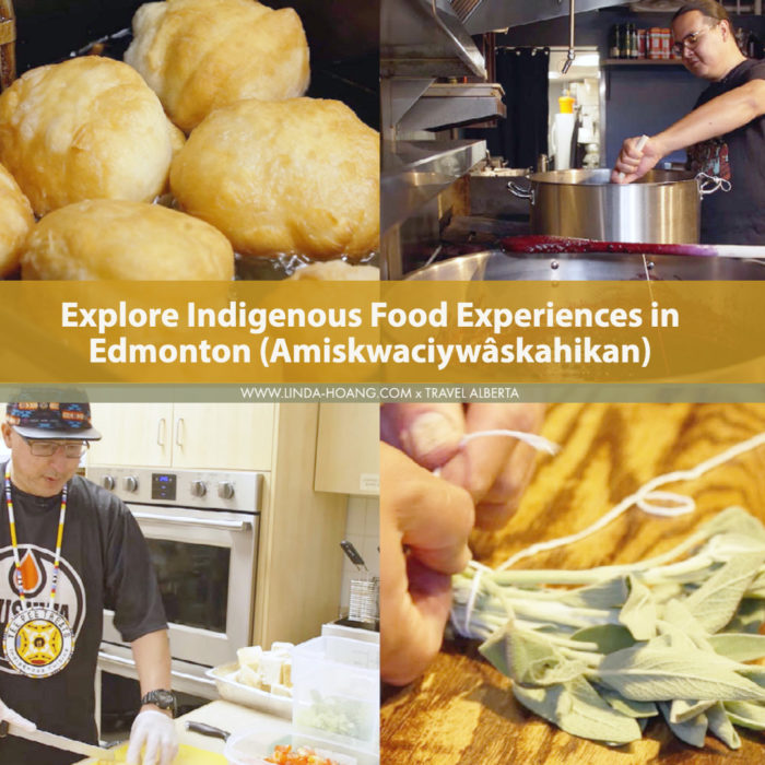 Travel Alberta - Explore Edmonton - Indigenous Food Cuisine - Pei Pei Chei Ow and Tee Pee Treats Indigenous Cuisine 0