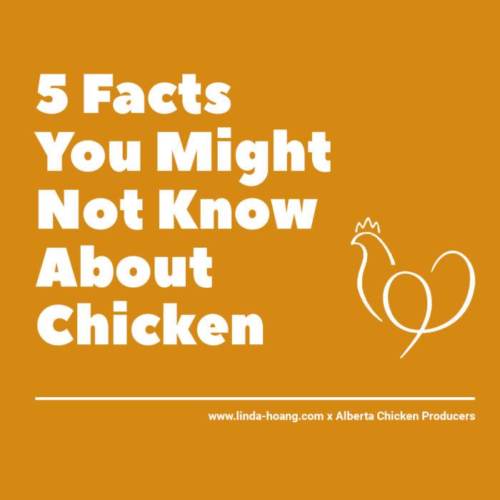 Alberta Chicken Producers - Chicken Facts - Chicken Month - Canadian Chicken - Food