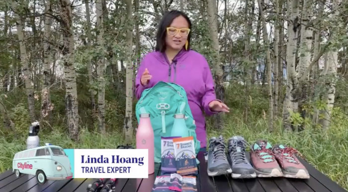 Cityline - Explore Alberta - Canada - Jasper - Guide to Beginner Hiking Essentials 9