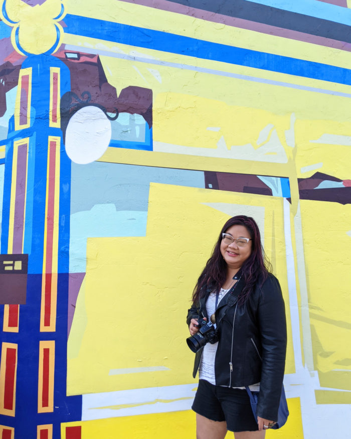 Explore Camrose - Go East of Edmonton - City of Camrose - Explore Alberta - Travel - Day Trip - Downtown Camrose - The Lions Centennial Park Instagramable Wall Mural Art
