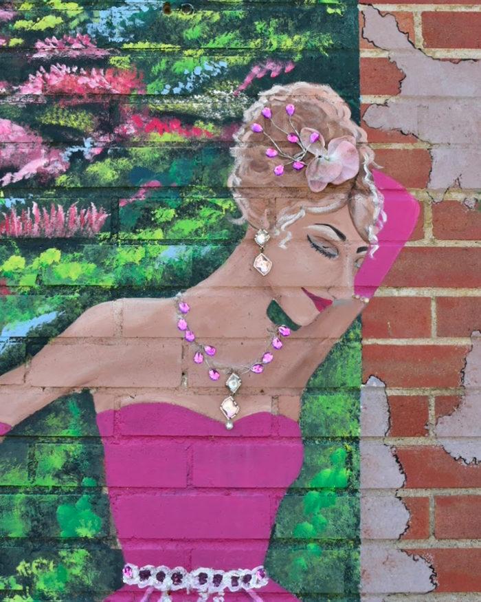 Explore Camrose - Go East of Edmonton - City of Camrose - Explore Alberta - Travel - Day Trip - Downtown Camrose - Tishs Mural 2