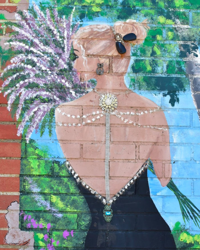 Explore Camrose - Go East of Edmonton - City of Camrose - Explore Alberta - Travel - Day Trip - Downtown Camrose - Tishs Mural