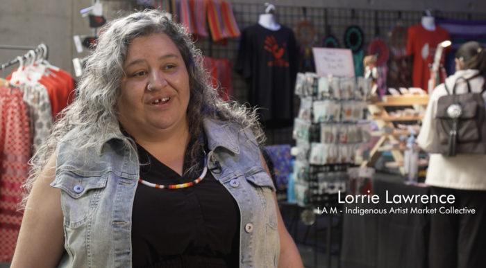 Indigenous Art Experiences - Travel Alberta - Explore Edmonton - I A M Indigenous Artist Market Collective 4